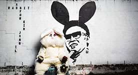 A Rabbit for Kim Jong-il